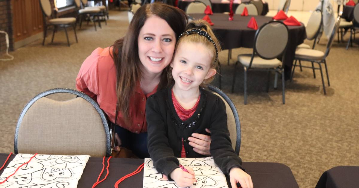 North Township Trustee celebrates familial love for Valentine's Day