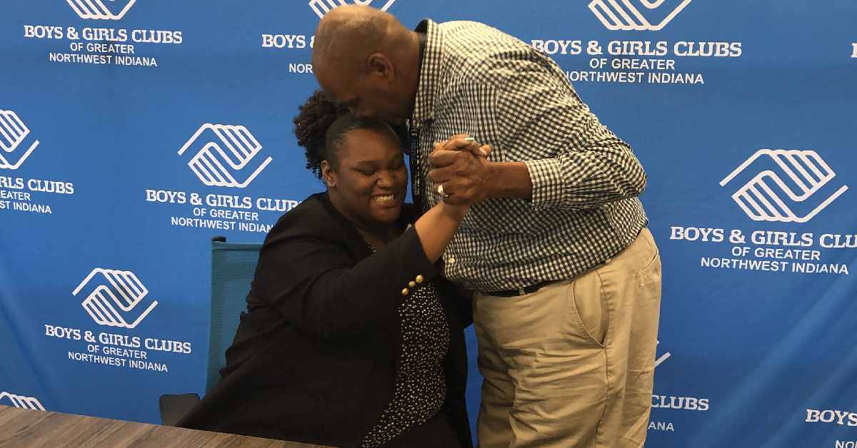 Boys & Girls Clubs of Greater Northwest Indiana's Azariah Avery named Indiana State Youth of the Year