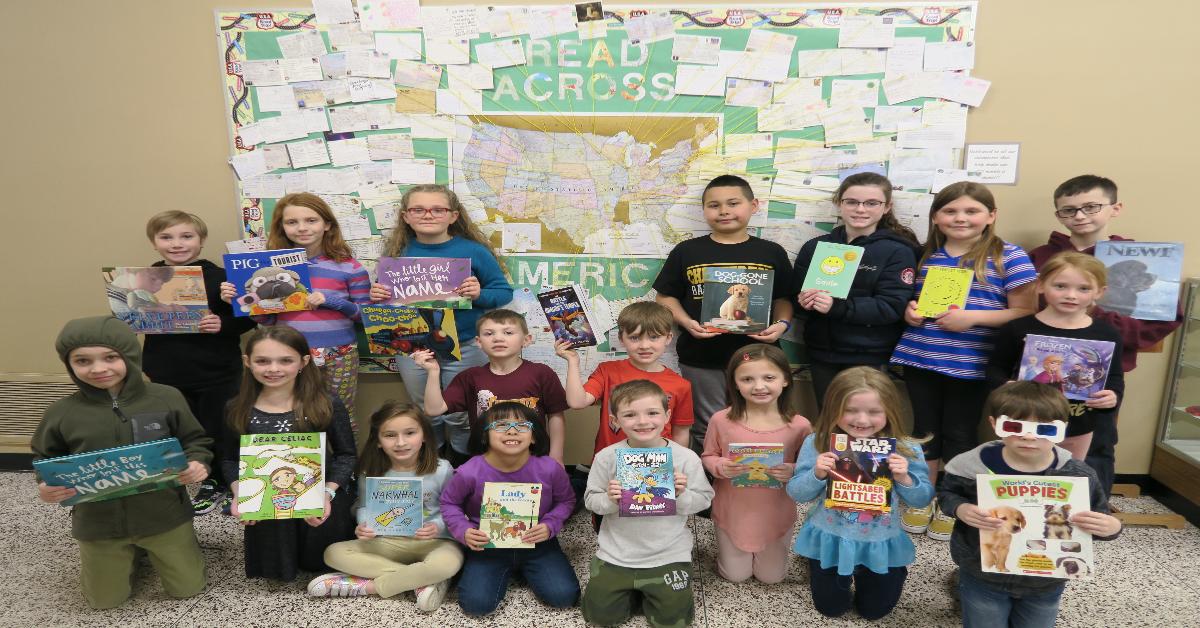 Brummitt Celebrates Read Across America w PIX