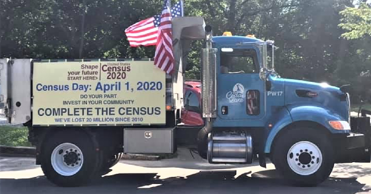 The Census is here and the Legacy Foundation is helping the community participate