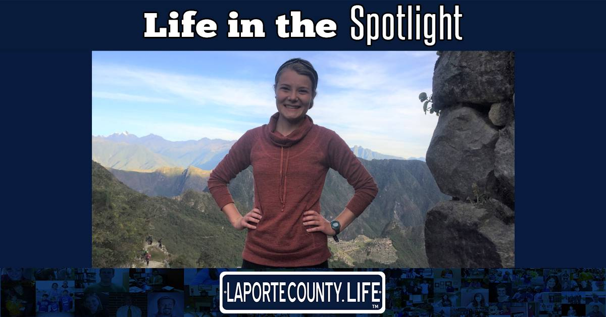 A La Porte County Life in the Spotlight: Elena Lancioni