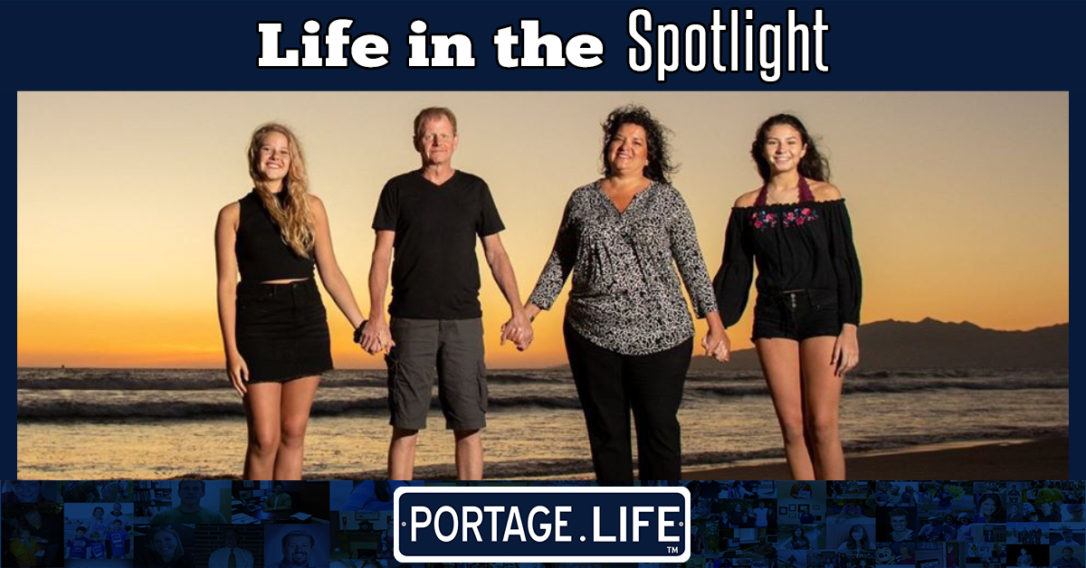 A Portage Life In The Spotlight: Gina Giese-Hurst