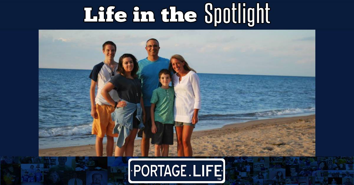 A Portage Life in The Spotlight: Jeffrey Smenyak