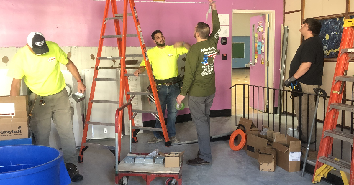 Boys & Girls Clubs of Greater Northwest Indiana renovates Lake Station Club games room