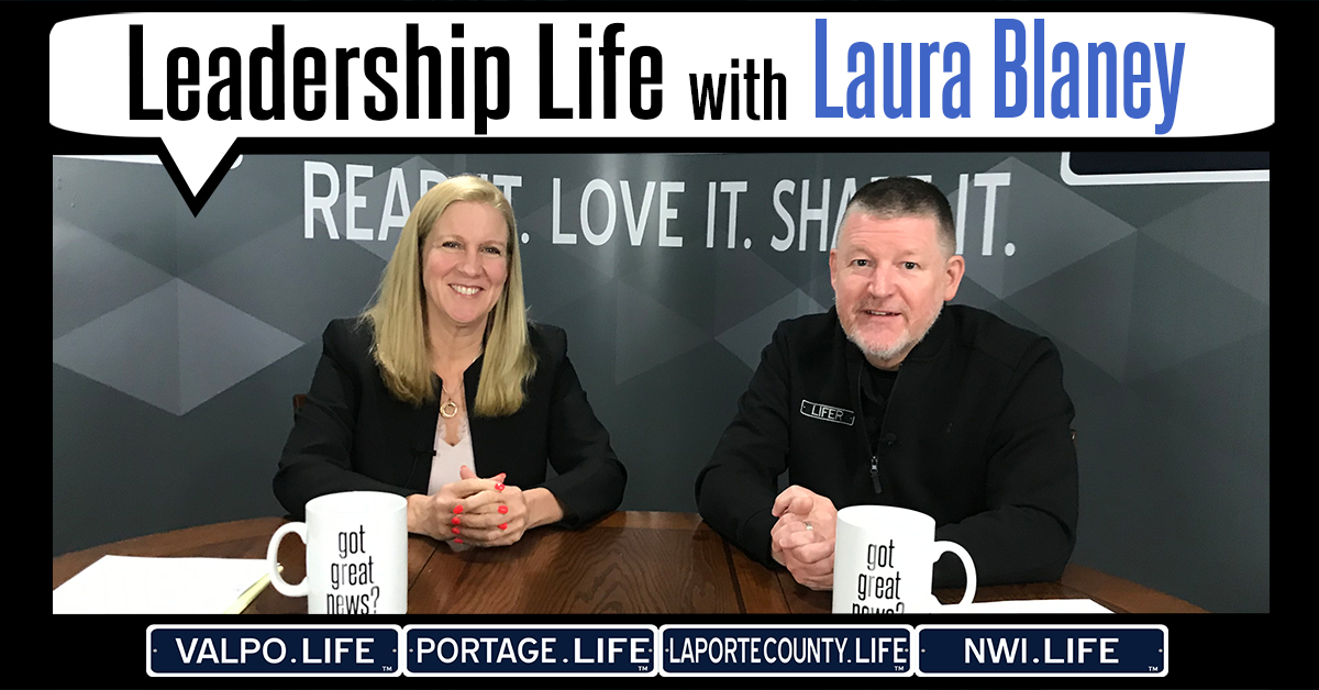 Leadership Life: Laura Shurr Blaney, Porter County Commissioner