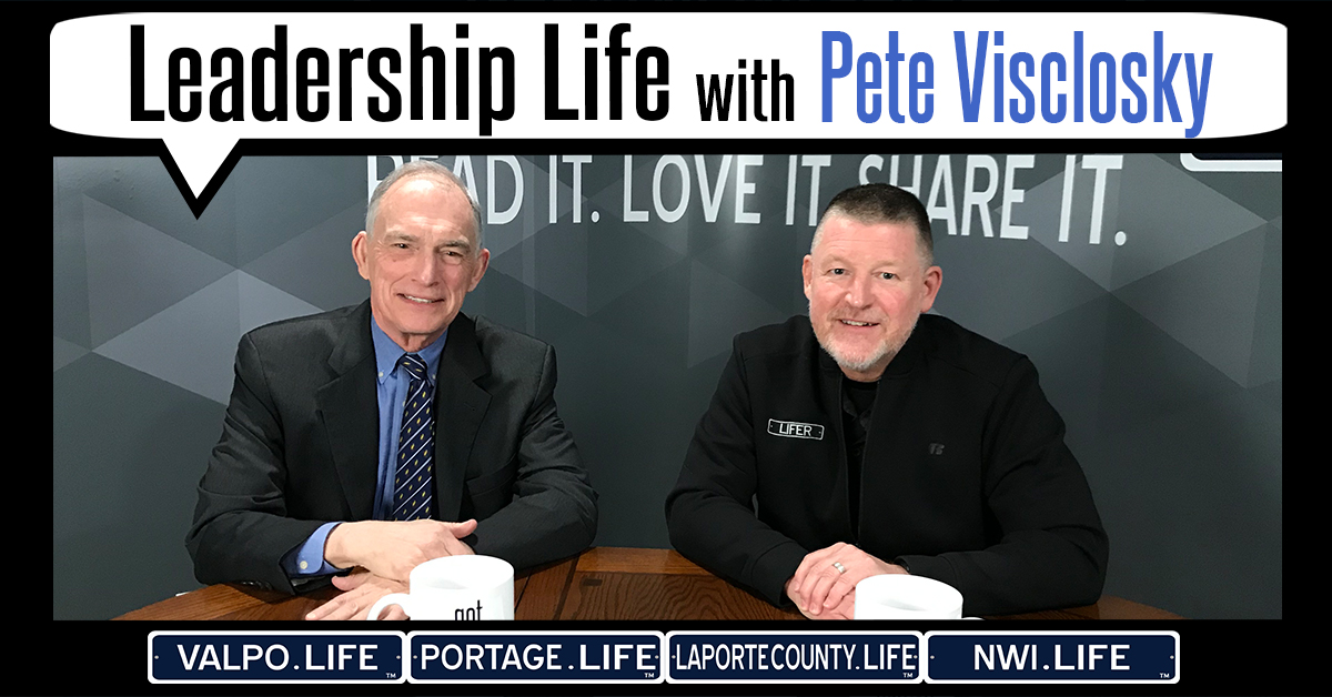 Leadership Life: Pete Visclosky, U.S. Rep., 1st Congressional District