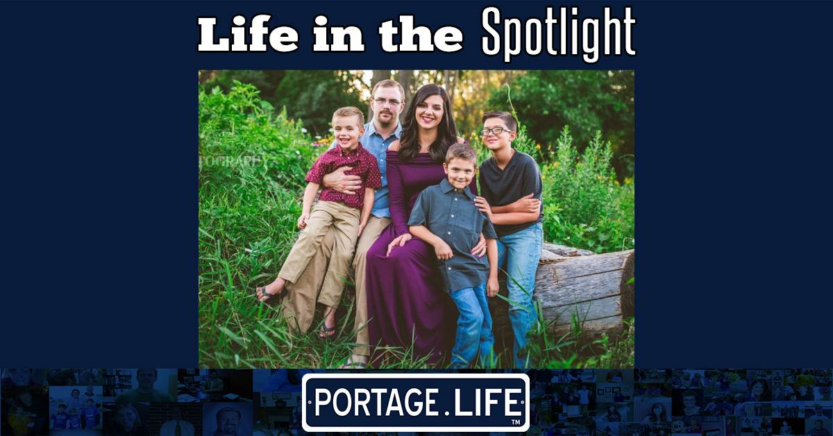 A Portage Life In The Spotlight: Katie Lovall