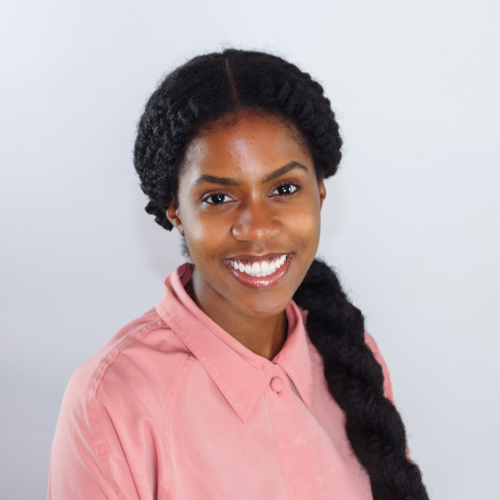 Head shot of Naphtalia Ruth, executive assistant for GreatNews.Life