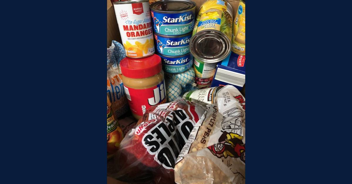 Emergency food assistance plan from Food Bank of Northwest Indiana