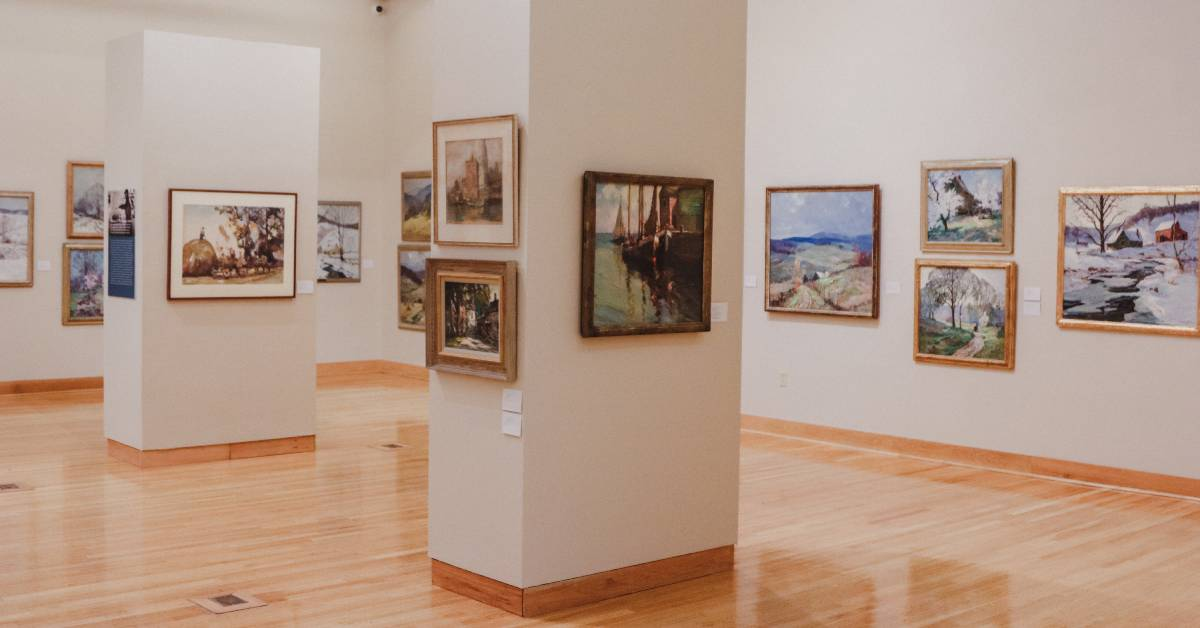 Brauer Museum of Art at Valparaiso University tells story of American art to community for decades