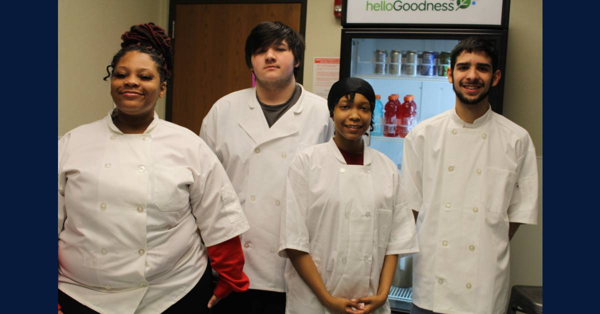 Merrillville culinary students earn certification