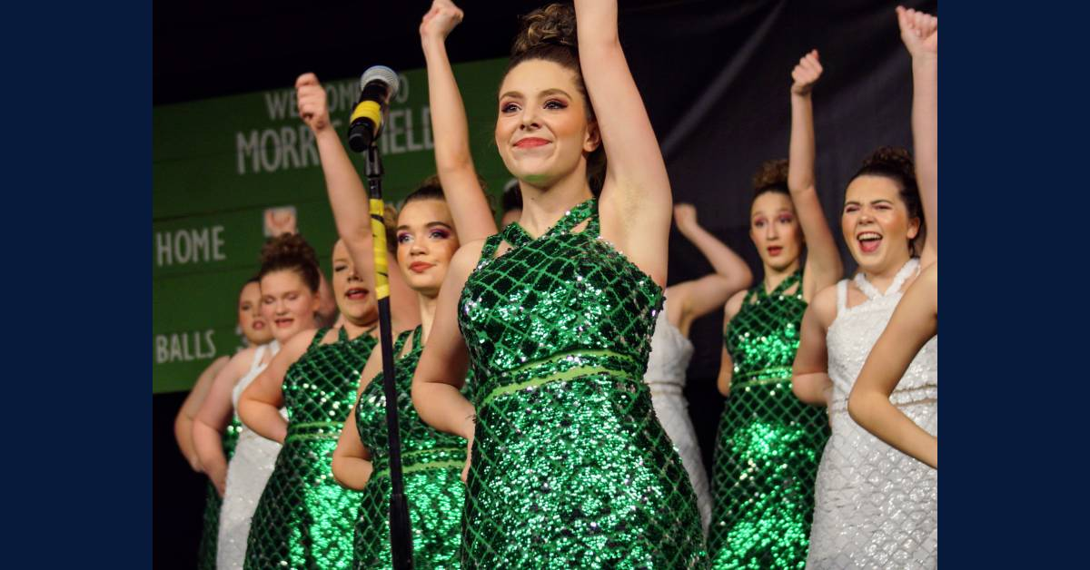 CHS SHOW CHOIRS CONTINUE TO HAVE STRONG SEASON