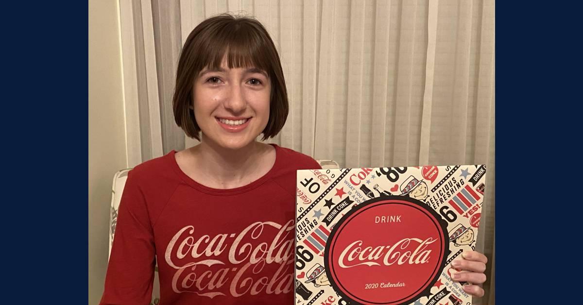 Region student Annie Ostojic named 2020 Coca-Cola scholar