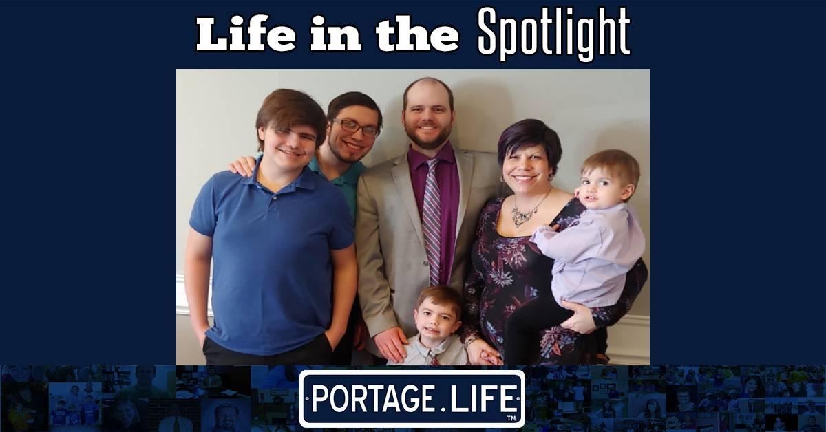 A Portage Life in the Spotlight: Jon Chlebowski