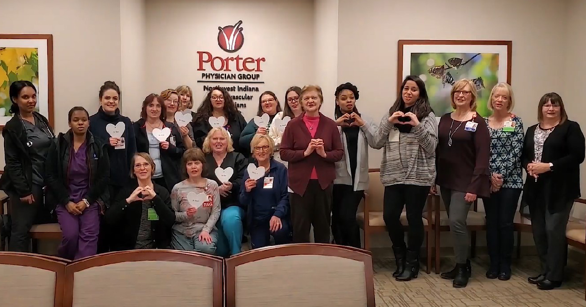 Porter Regional Hospital announces healthy heart class for July