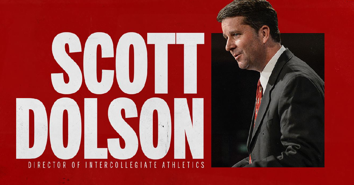 IU Names Scott Dolson as New Director of Intercollegiate Athletics