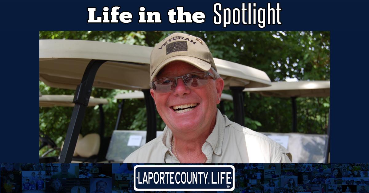 A La Porte County Life in the Spotlight: Stephen Moore