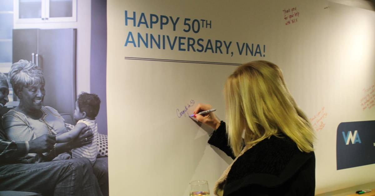 The VNA of NWI celebrates 50 years of answering the call for compassionate care