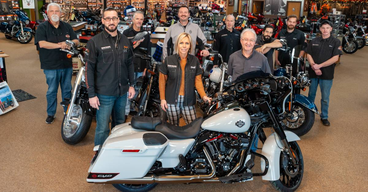 Harley-Davidson of Valparaiso supports biker community during pandemic