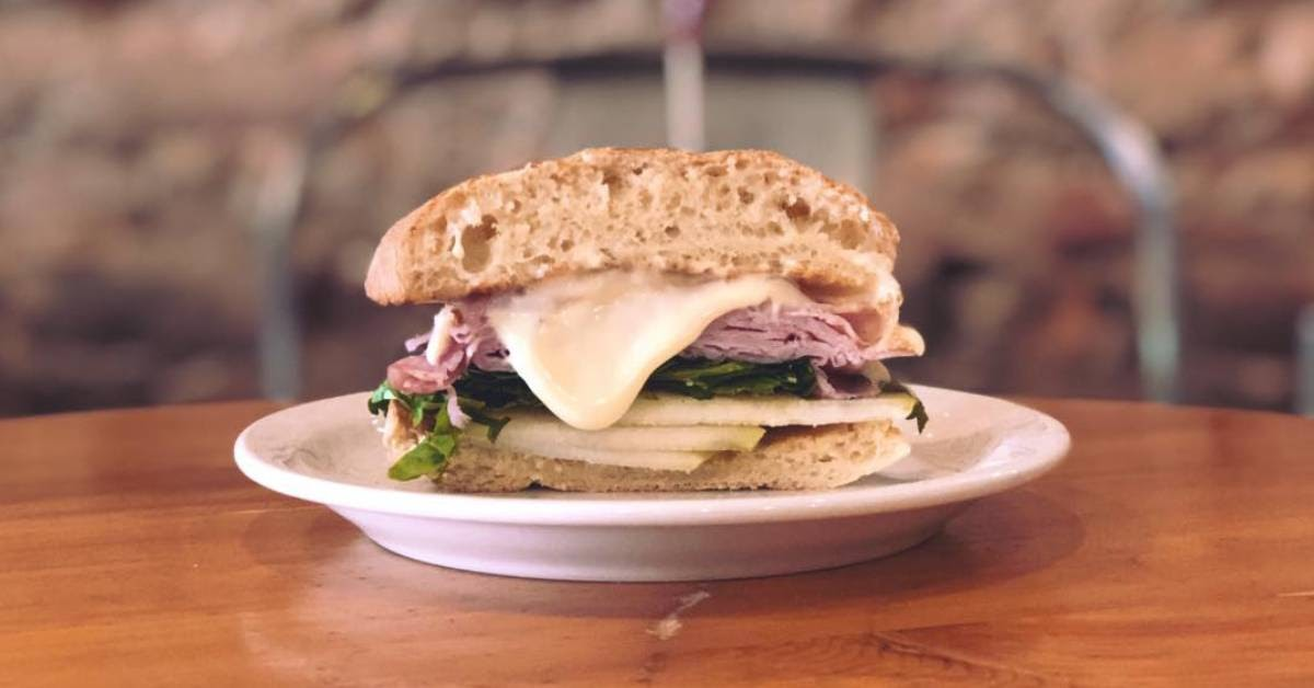 Blackbird Cafe's new sandwich hits your taste buds in all the right places