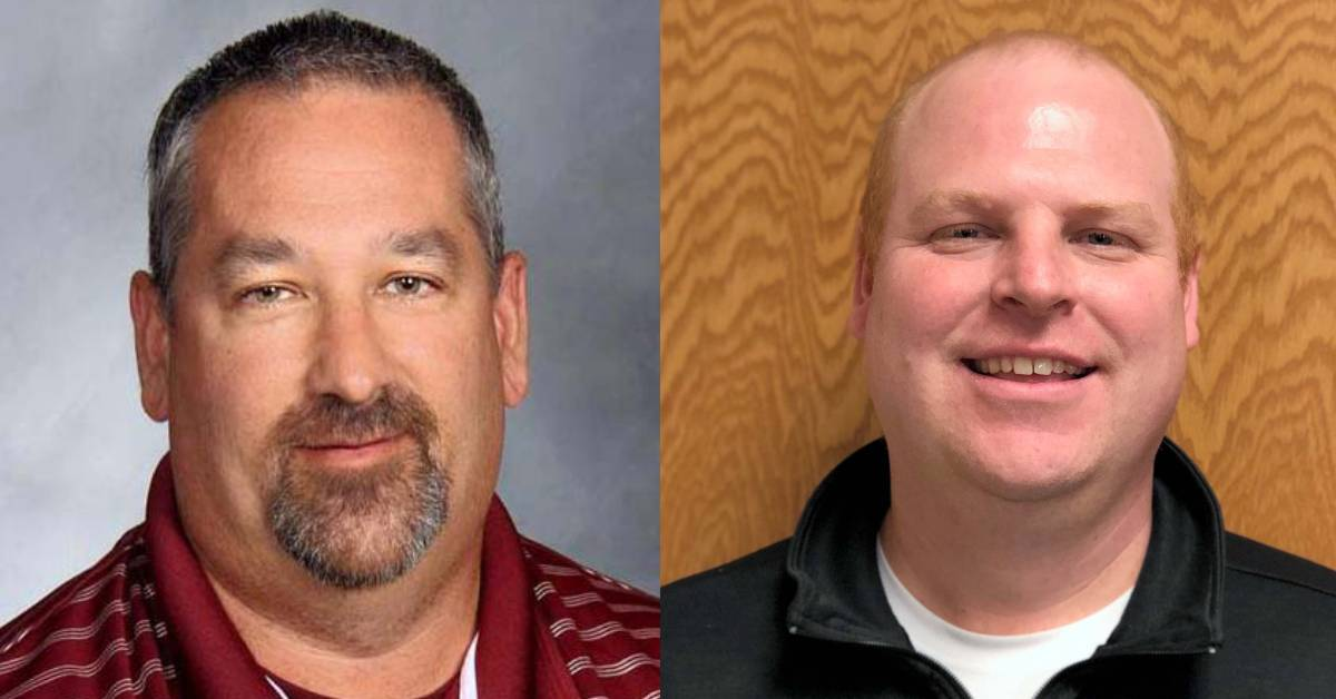 Jeff Hamstra and Tommy Berry tabbed to lead Chesterton High School Athletic Department