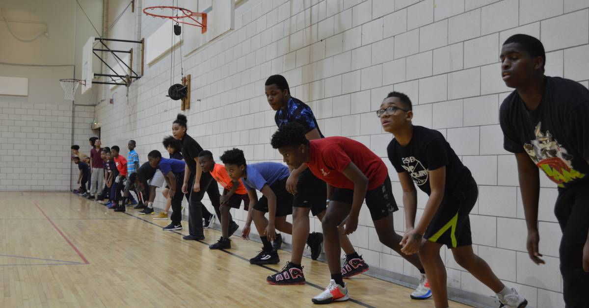 Flag football league in Gary provides mentorship and unity for students