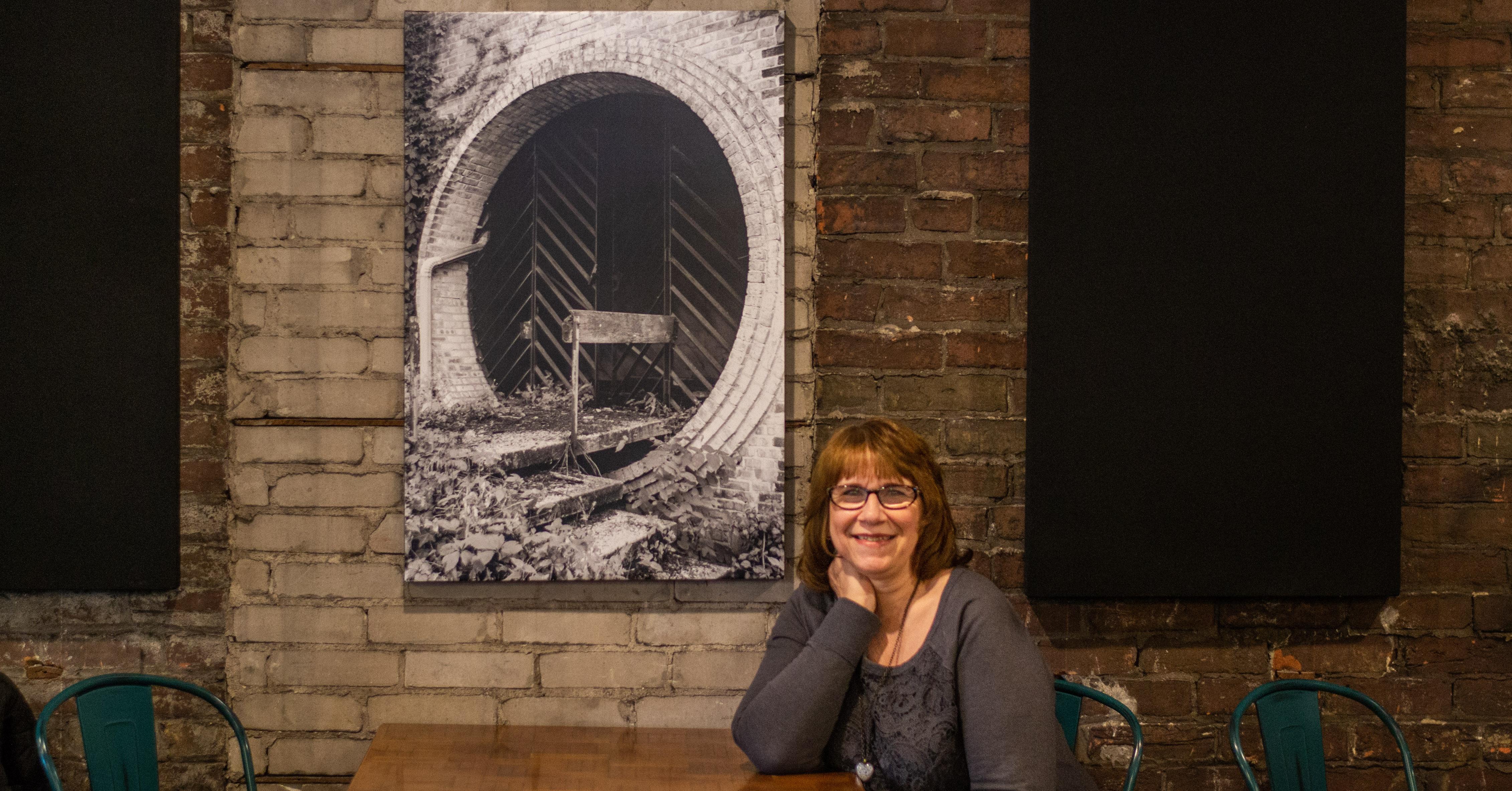 Fiddlehead helps local artist's dream come true