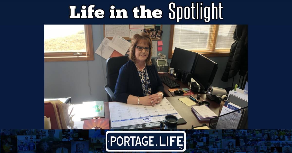 A Portage Life in the Spotlight: Sharon Santiago