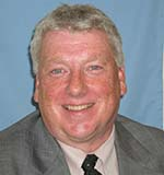 Head shot of Steve Manering, assistant superintendent of elementary education for LaPorte Community School Corporation