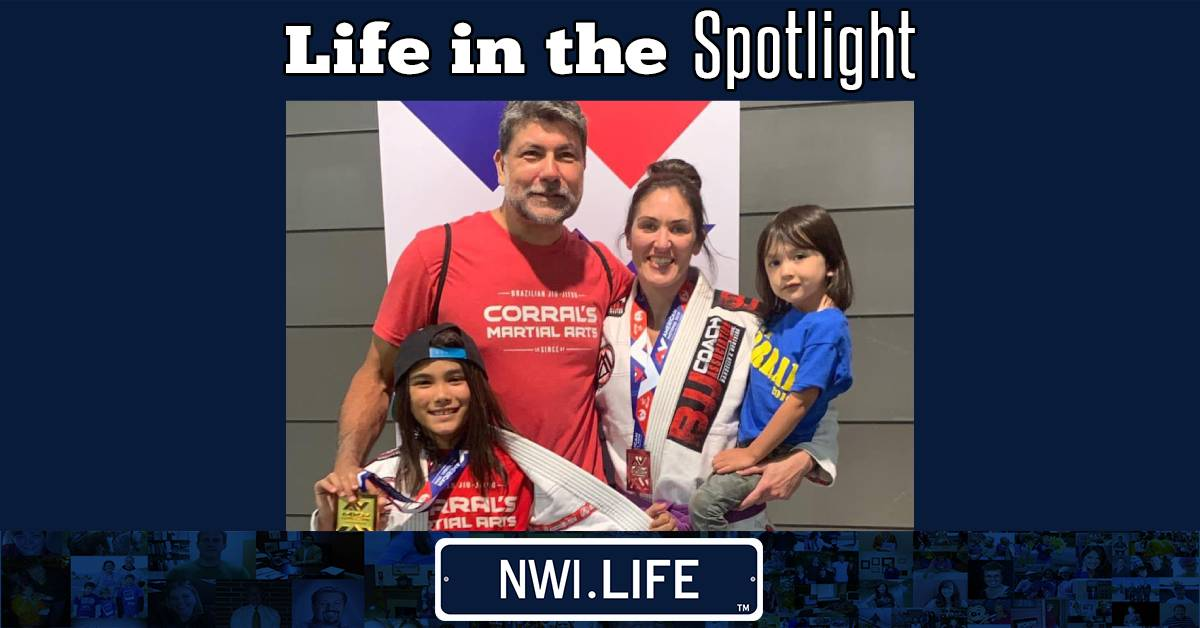 A Northwest Indiana Life in the Spotlight: Brianne Corral