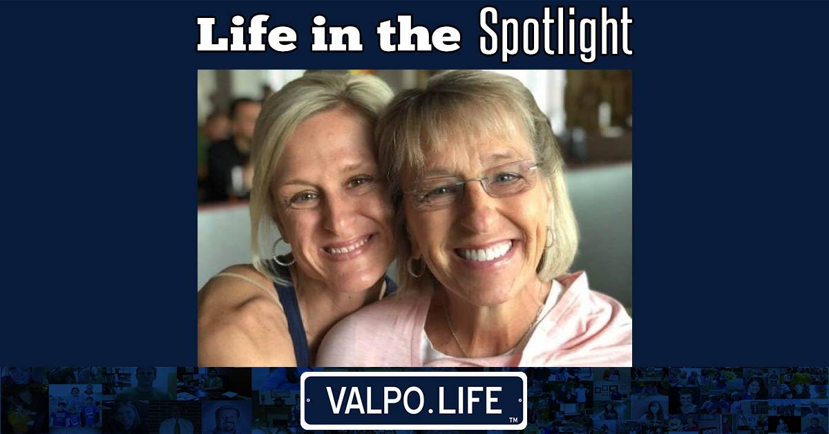 A Valpo Life in the Spotlight: Candie Ryan