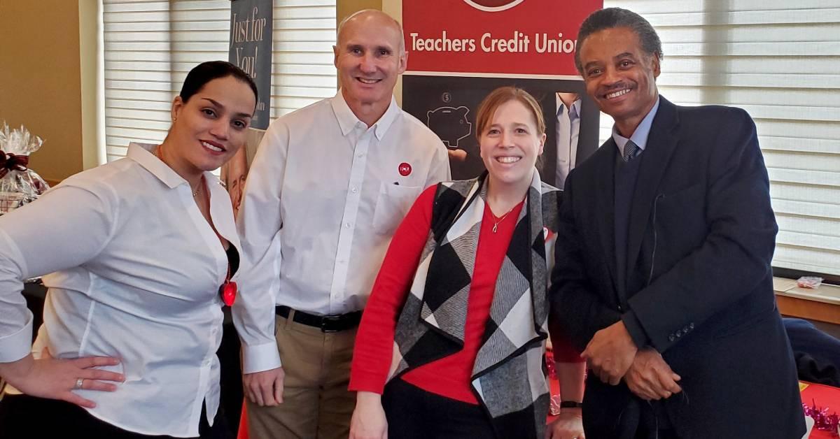 Teachers Credit Union Employee Spotlight: Carrie Upchurch