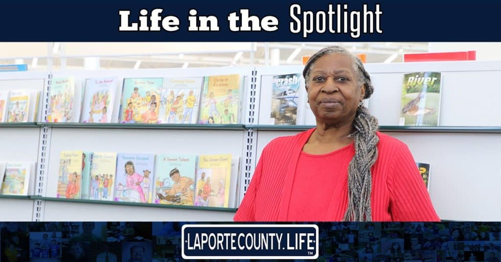 A La Porte County Life in the Spotlight: Faye Moore