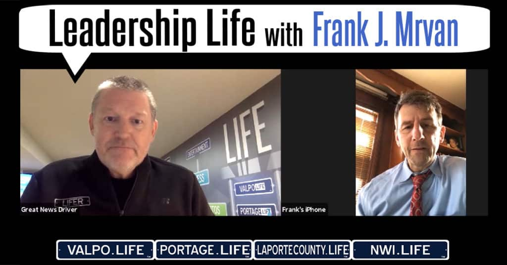 Leadership Life: Frank J. Mrvan, North Township Trustee