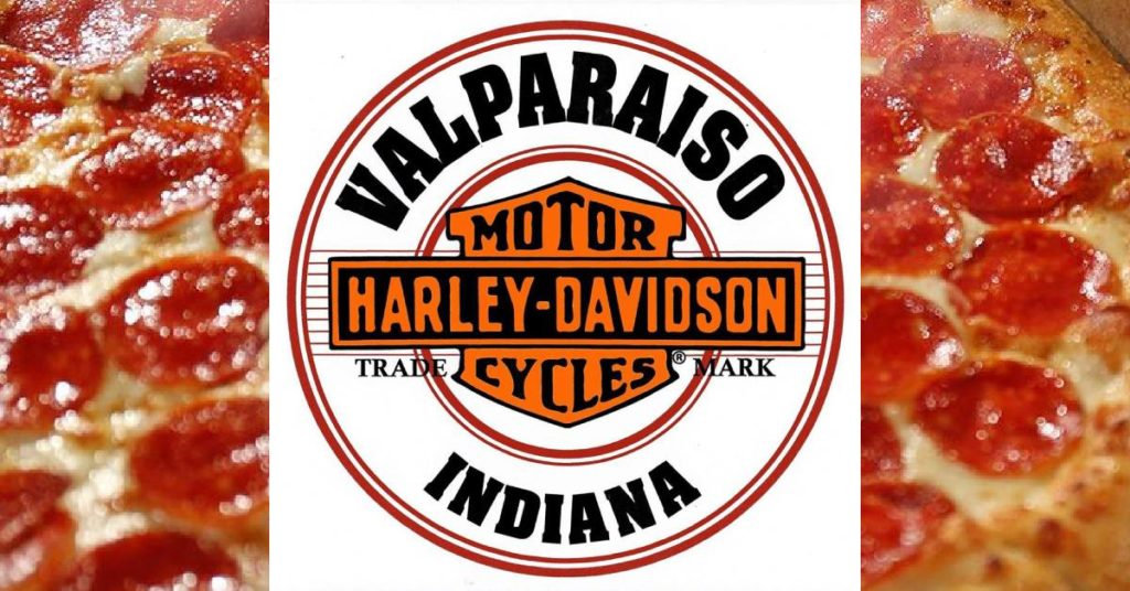 Harley-Davidson of Valparaiso to spread some pizza love on Saturday