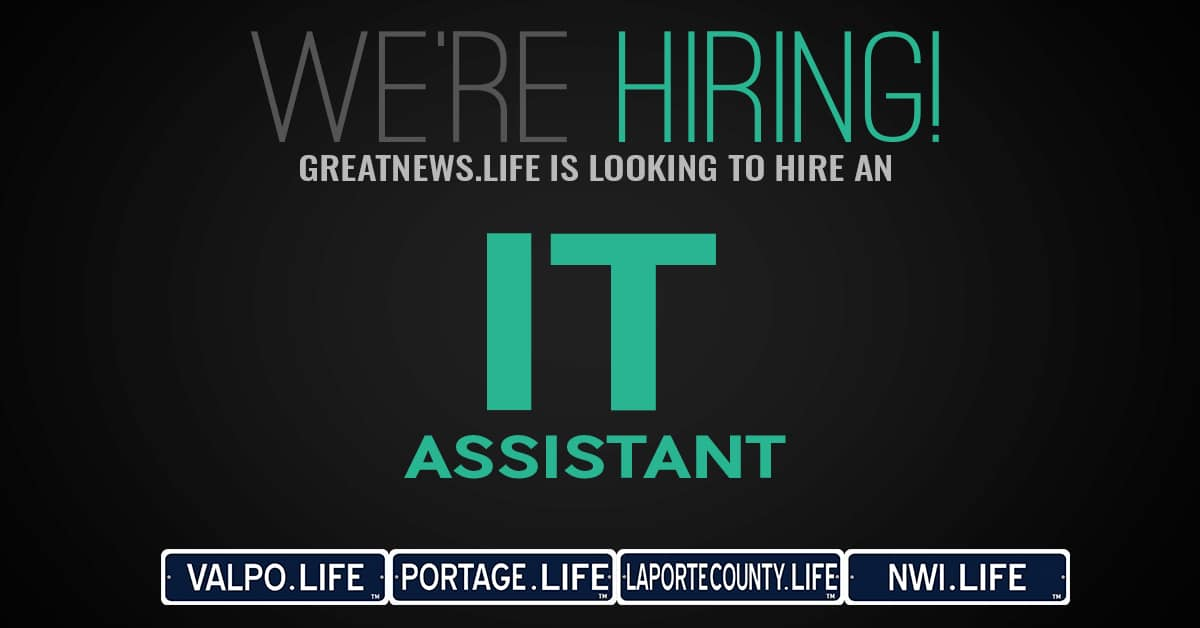 Greatsnews.Life hiring an IT Assistant