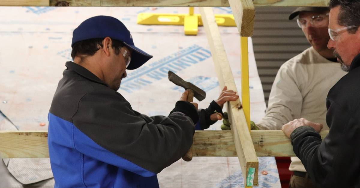 Korellis Roofing's rooftop training transforms apprentices into experts