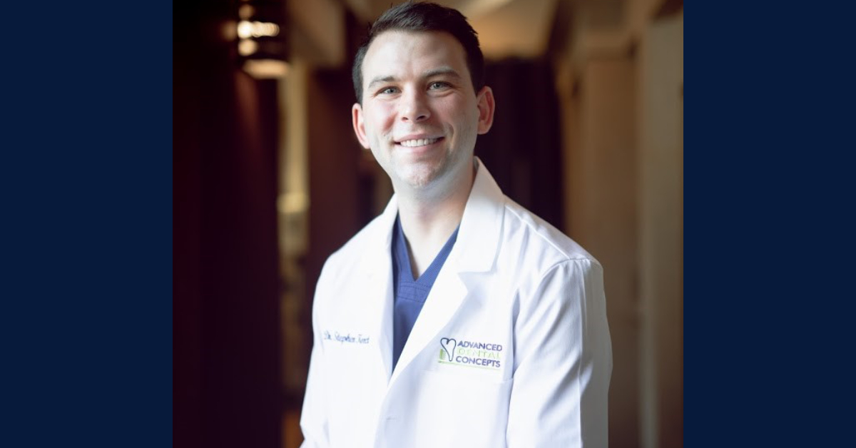 An Advanced Dental Concepts Employee Spotlight: Dr. Stephen Koveck