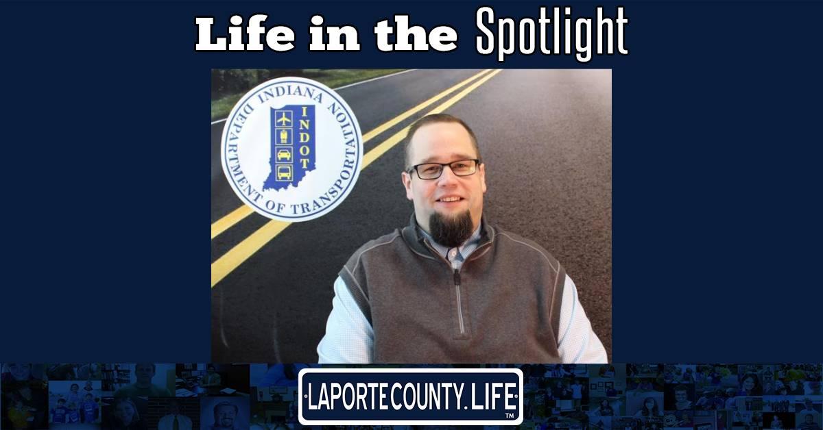 A La Porte County Life In The Spotlight: Adam Parkhouse
