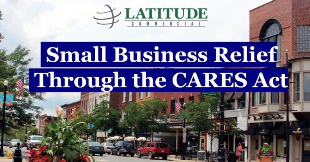 Small Business Relief Through the CARES Act