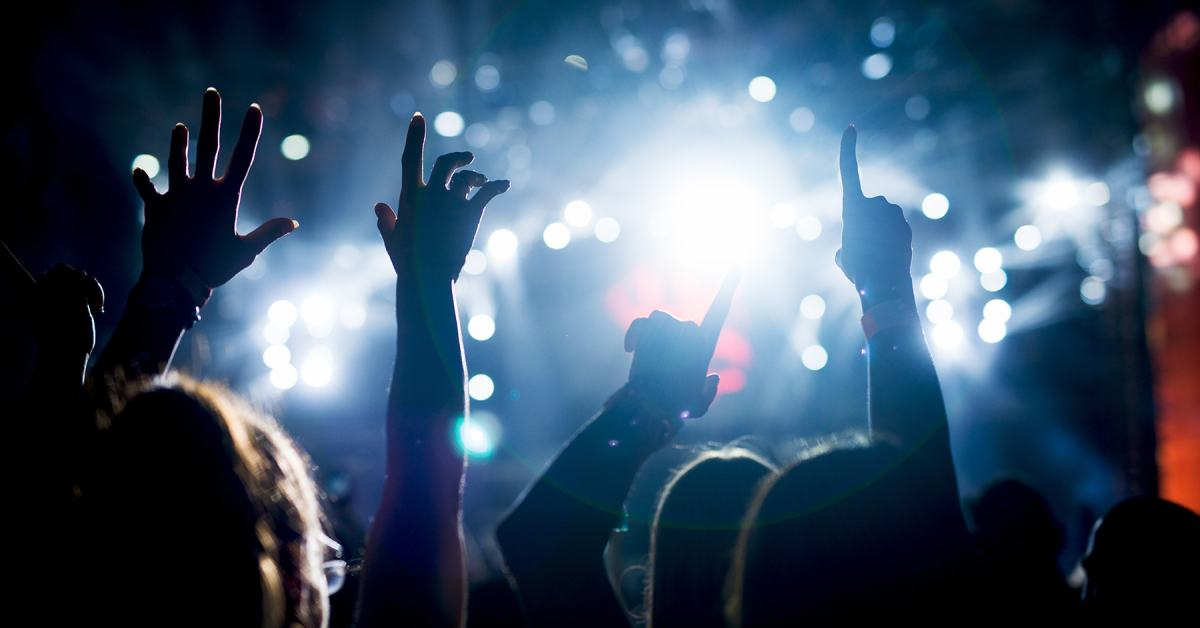 Get the front row experience at a variety of online music festivals