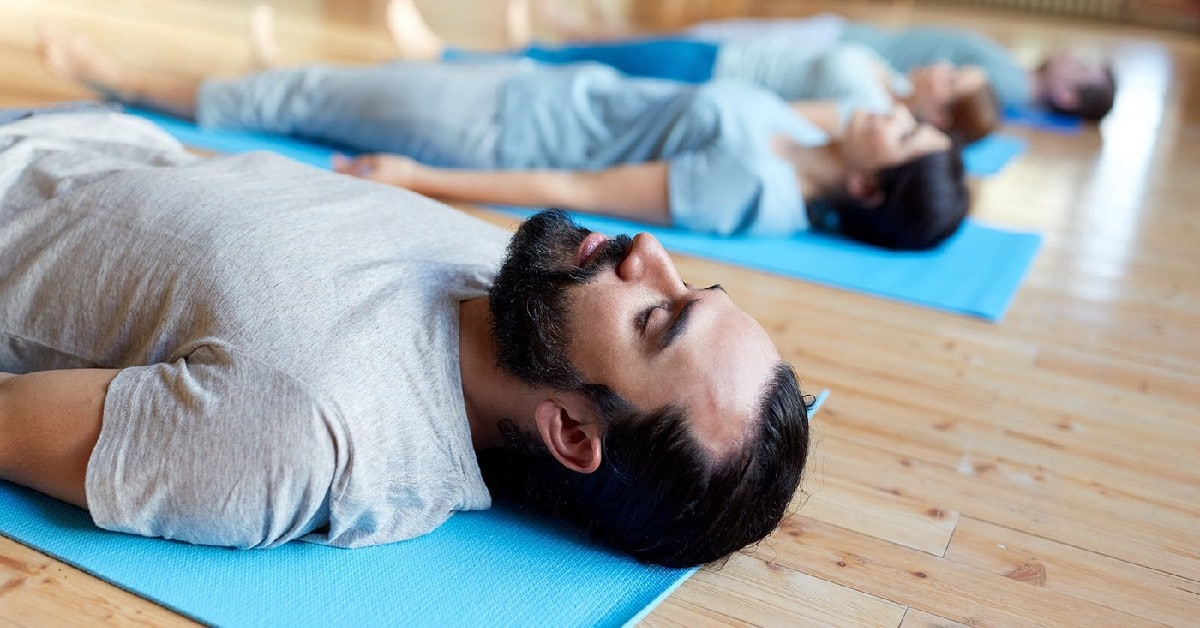 UnitedHealthCare suggests meditative breathing if you're feeling stressed from COVID-19