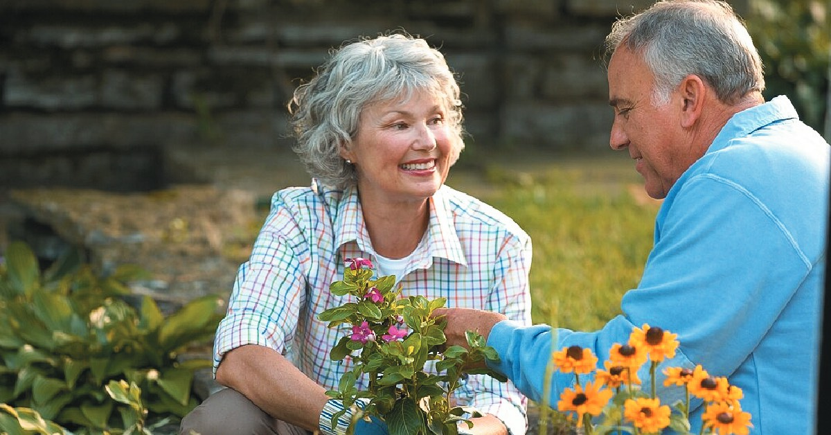 UnitedHealthCare shares how gardening may help you stay active during COVID-19