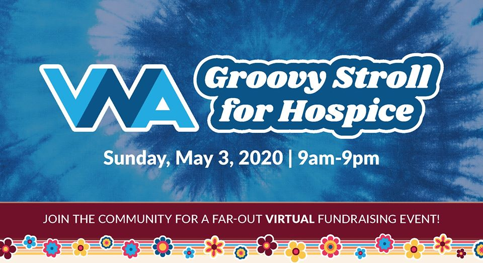 Virtual VNA Groovy Stroll for Hospice