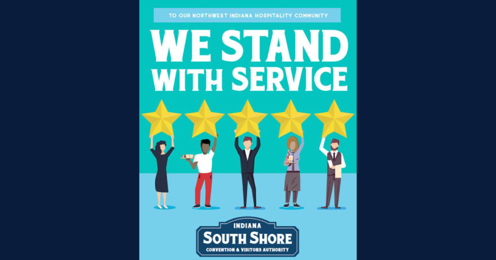 We Stan With Service campaign to support hospitality industry COVID-19
