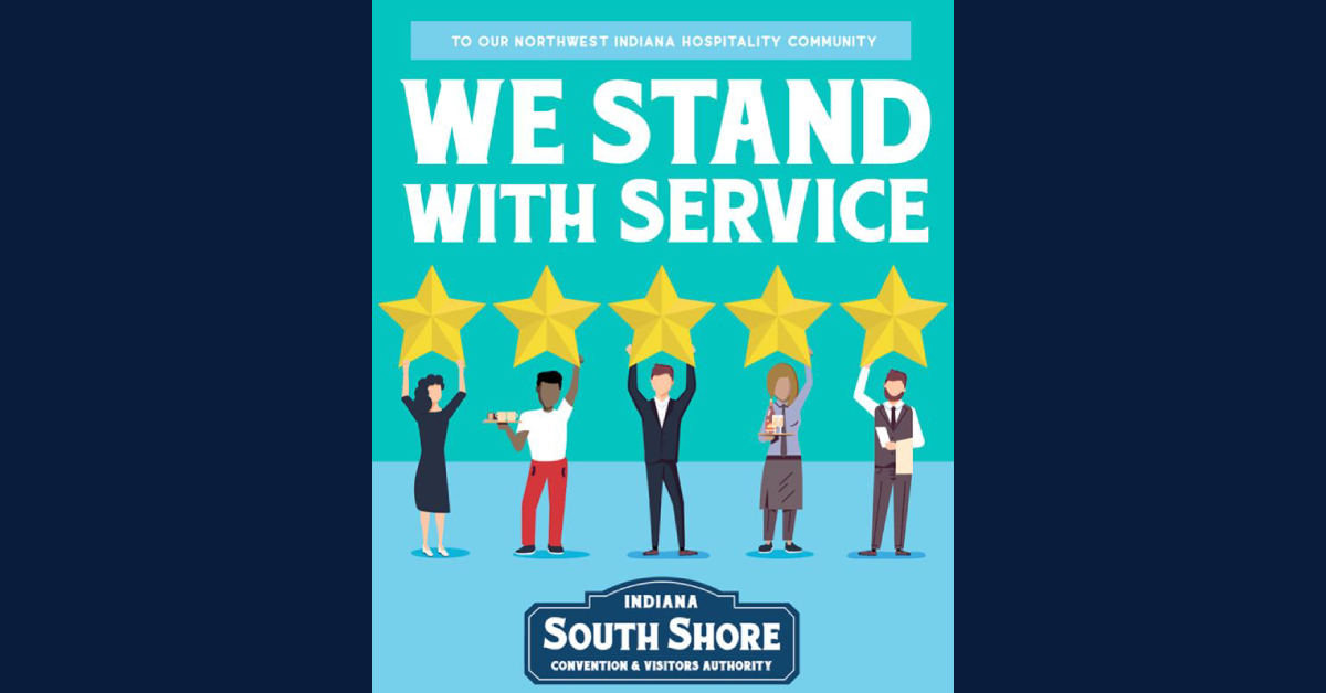 South Shore Convention & Visitors Authority supports service industry during pandemic