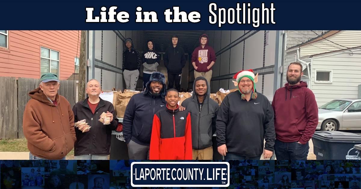 A La Porte County Life in the Spotlight: Brandon Williams