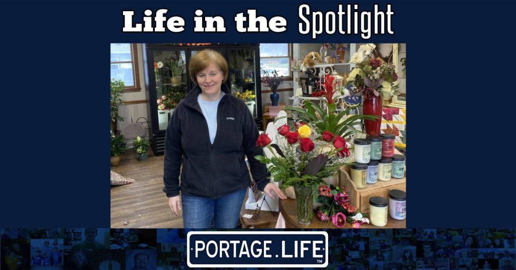 A Portage Life In The Spotlight: Marianne Juscik-Minier
