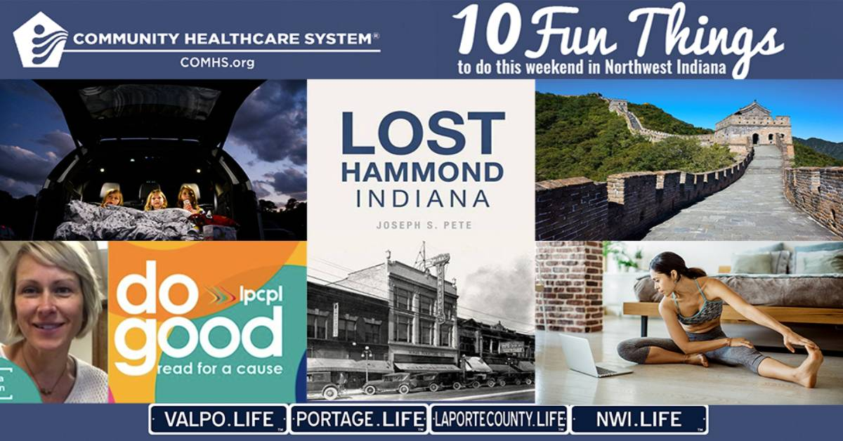 10 Fun Things to do in Northwest Indiana this weekend, May 29-31