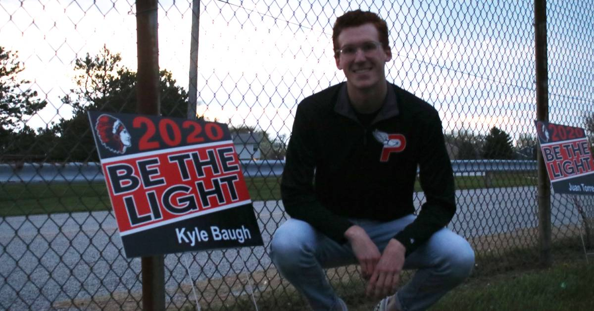 #BeTheLight recognizes Portage High School senior athletes